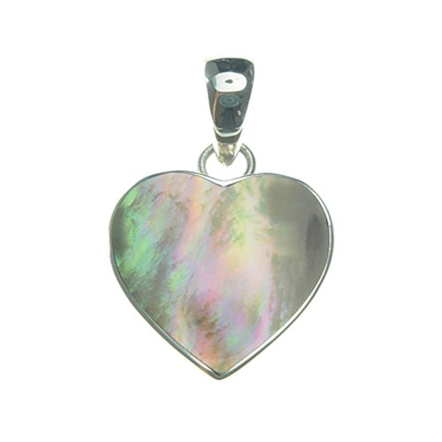 Pendant Shell Heart