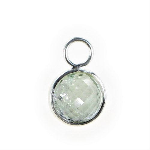 Pendant Glitter Ball Green