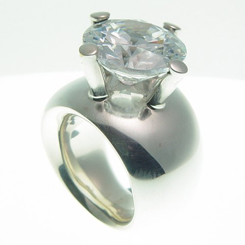 Ring Princess Stone Big