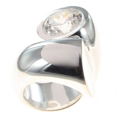 Ring Embrace Crystal
