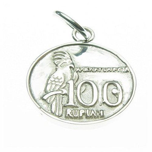 Charm Tuning Coin 100 Rupiah