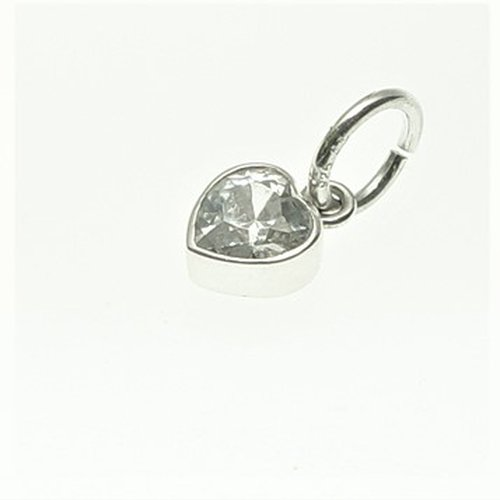 Charm Tuning Mini Heart Stone